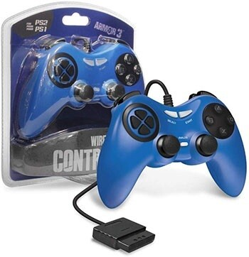 WIRED CONTROLLER BLUE ARMOR3