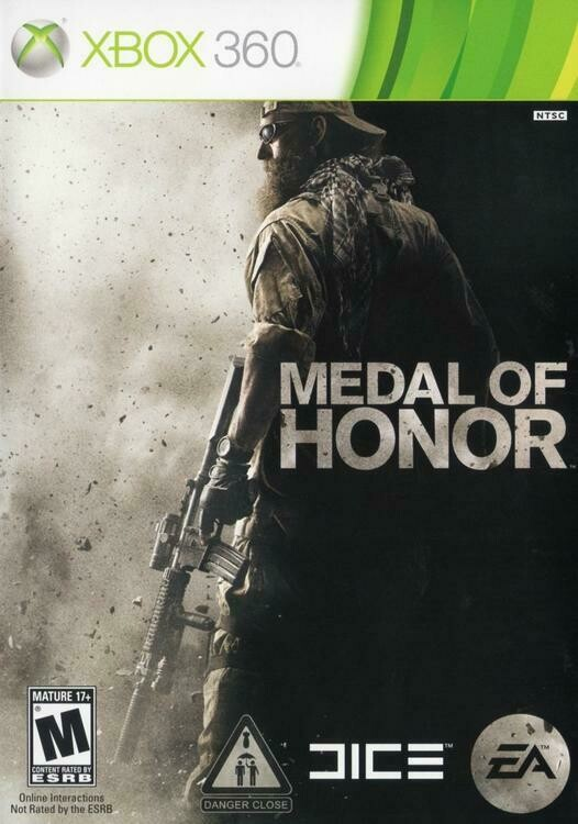 MEDAL OF HONOR (COMPLETE IN BOX)