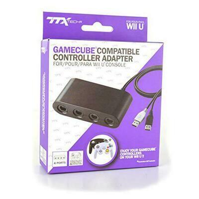 CONTROLLER GAMECUBE ADAPTER