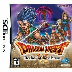 DRAGON QUEST VI REALMS OF REVELATIONS (COMPLETE IN BOX) (usagé)