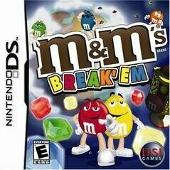 M&MS BREAK EM (COMPLETE IN BOX)