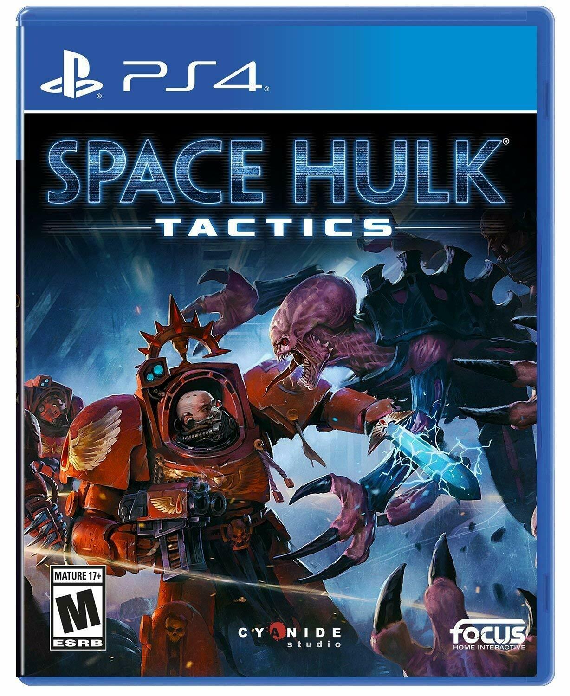 SPACE HULK TACTICS (usagé)