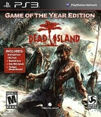 DEAD ISLAND GAME OF THE YEAR EDITION (NON-ORIGINAL PRINT) (usagé)