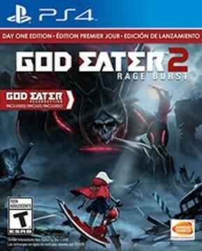 GOD EATER 2 RAGE BURST (usagé)