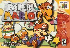 PAPER MARIO (usagé)