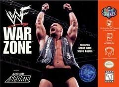 WWF WAR ZONE (usagé)