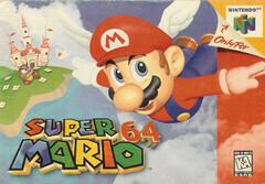SUPER MARIO 64 (usagé)