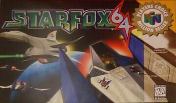 STAR FOX 64 (usagé)