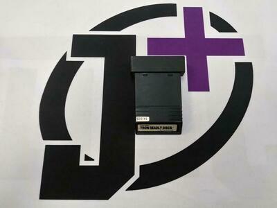 ATARI 2600 TRON DEADLY DISCS (usagé)