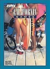 ATARI 2600 CALIFORNIA GAMES (usagé)