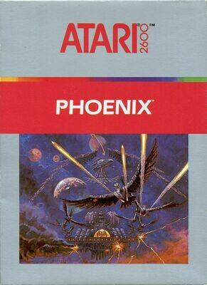 ATARI 2600 PHOENIX (usagé)
