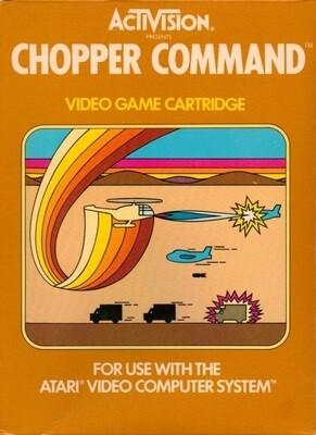 ATARI 2600 CHOPPER COMMAND (usagé)