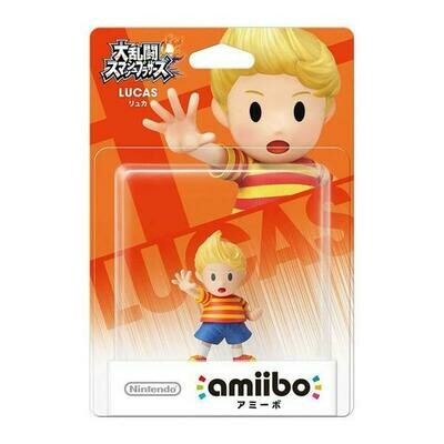 AMIIBO LUCAS JAP EDITION (SUPER SMASH SERIES)