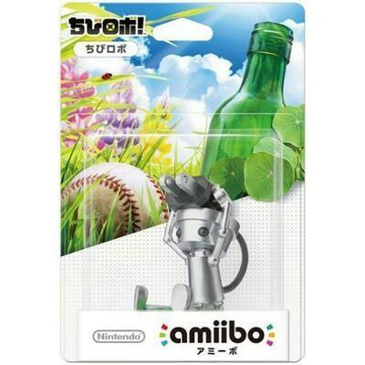 AMIIBO CHIBI-ROBO JAP EDITION