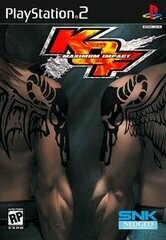 KING OF FIGHTERS MAXIMUM IMPACT (WITH BOX) (usagé)