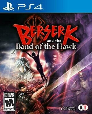 BERSERK AND THE BAND OF THE HAWK (usagé)