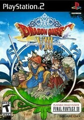 DRAGON QUEST VIII JOURNEY OF THE CURSED KING (WITH BOX)