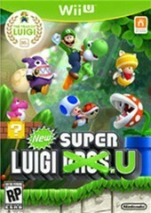 NEW SUPER LUIGI U (WITH BOX) (usagé)