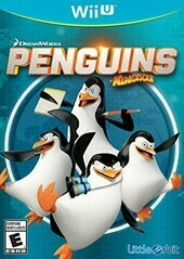 PENGUINS OF MADAGASCAR (COMPLETE IN BOX) (usagé)