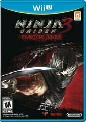 NINJA GAIDEN 3 RAZOR'S EDGE (COMPLETE IN BOX) (usagé)
