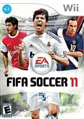 FIFA SOCCER 11 (COMPLETE IN BOX) (usagé)