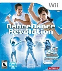 DANCE DANCE REVOLUTION (COMPLETE IN BOX) (usagé)
