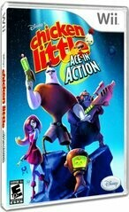 CHICKEN LITTLE ACE IN ACTION (COMPLETE IN BOX) (usagé)
