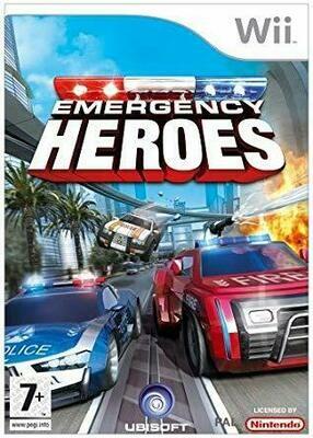 EMERGENCY HEROES (COMPLETE IN BOX) (usagé)