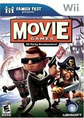 MOVIE GAMES (COMPLETE IN BOX) (usagé)