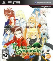 TALES OF SYMPHONIA CHRONICLES (COMPLETE IN BOX)