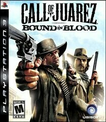 CALL OF JUAREZ BOUND IN BLOOD (COMPLETE IN BOX) (usagé)