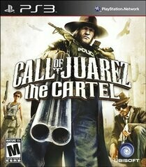 CALL OF JUAREZ THE CARTEL (COMPLETE IN BOX) (usagé)