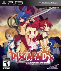DISGAEA D2 A BRIGHTER DARKNESS (COMPLETE IN BOX) (usagé)