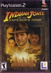 INDIANA JONES AND THE EMPERORS TOMB (COMPLETE IN BOX) (usagé)