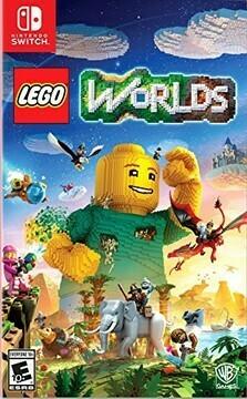 LEGO WORLDS (usagé)