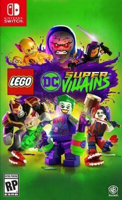 LEGO DC SUPER-VILLAINS (usagé)