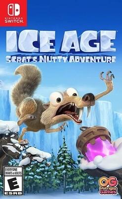 ICE AGE: SCRATS NUTTY ADVENTURE (usagé)