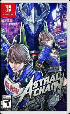 ASTRAL CHAIN (usagé)