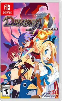 DISGAEA 1 COMPLETE (usagé)
