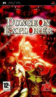 DUNGEON EXPLORER WARRIORS OF ANCIENT ARTS (COMPLETE IN BOX) (usagé)