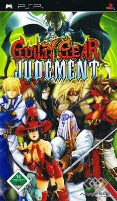 GUILTY GEAR JUDGMENT (COMPLETE IN BOX) (usagé)
