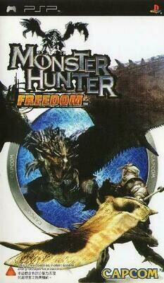 MONSTER HUNTER FREEDOM (COMPLETE IN BOX) (usagé)