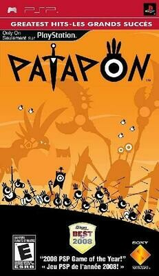 PATAPON GREATEST HITS (COMPLETE IN BOX) (usagé)