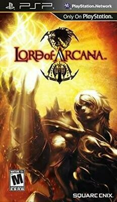 LORD OF ARCANA (COMPLETE IN BOX) (usagé)