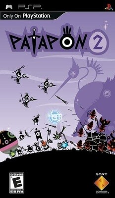 PATAPON 2 (COMPLETE IN BOX) (usagé)