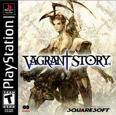 VAGRANT STORY (COMPLETE IN BOX) (usagé)