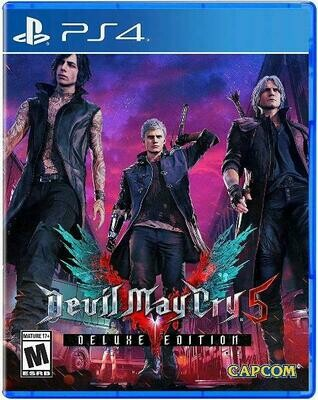 DEVIL MAY CRY 5 DELUXE EDITION (usagé)