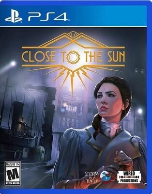 CLOSE TO THE SUN (usagé)