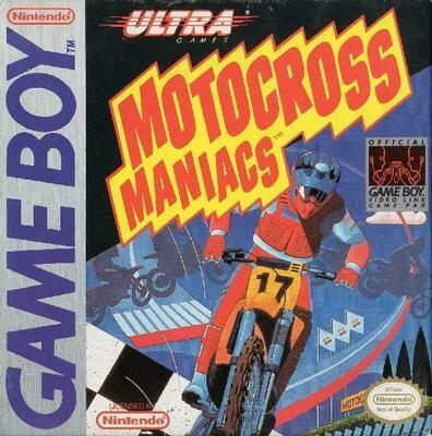 MOTOCROSS MANIACS (usagé)