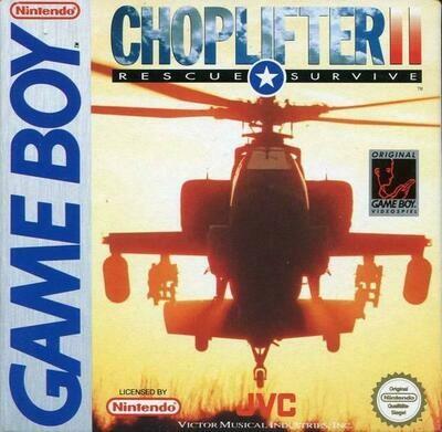CHOPLIFTER II (usagé)